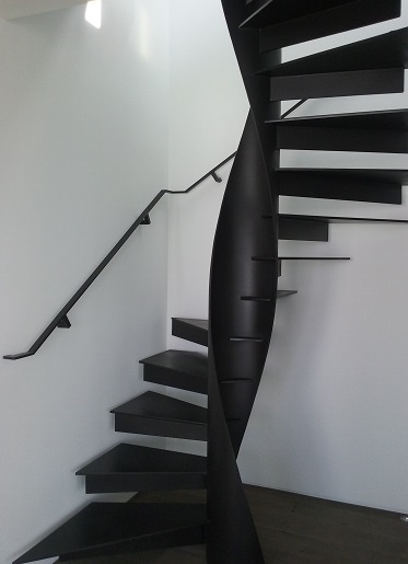 ... Spiral Stair Curved Steel ...